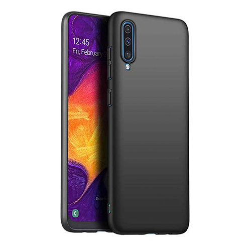Чехол BoraSCO Mate черный, для Galaxy A70