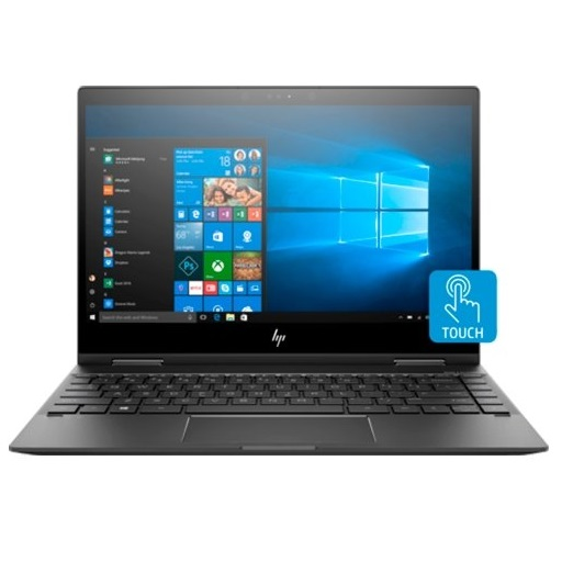 Ноутбук HP Envy x360 13-ay0010ur Black