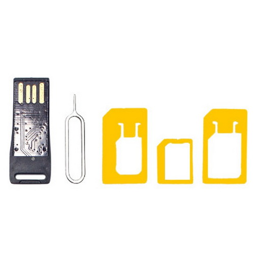 Адаптеры для SIM и карт ридер MANGO DEVICE (SIM ADAPTOR and CARD READER)