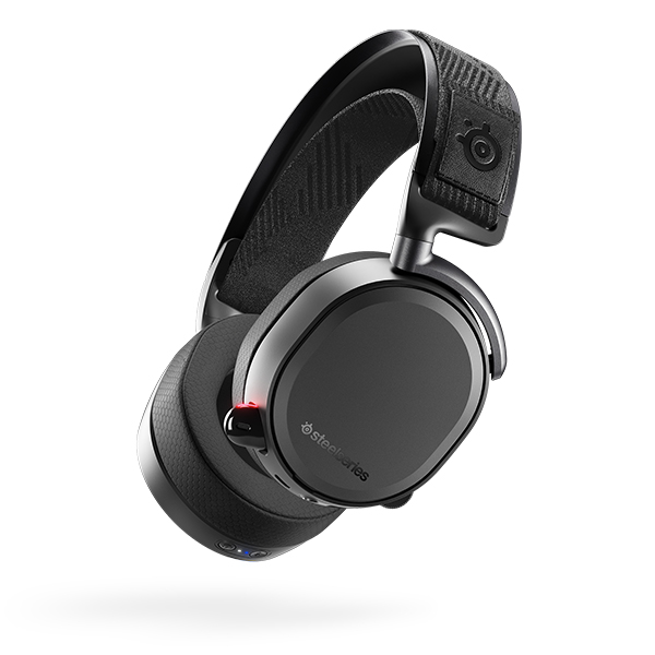 Гарнитура Steelseries Arctis Pro Wireless Bluetooth, цвет черный