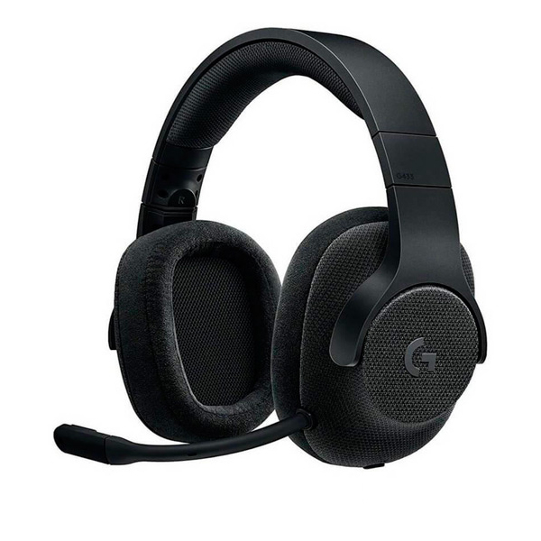 Гарнитура Logitech G433 Gaming Headset Triple Black