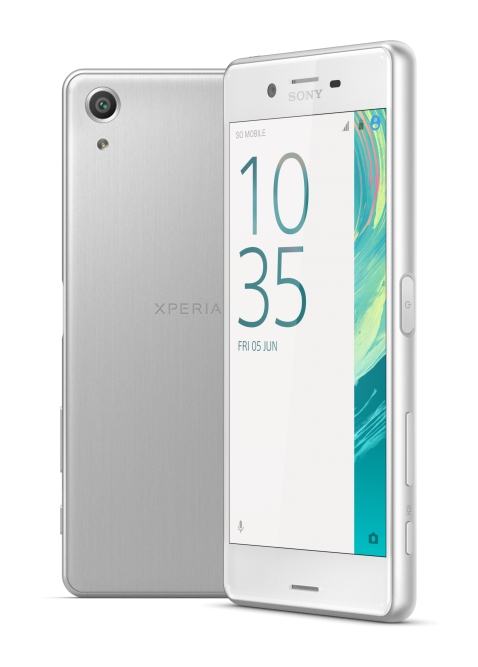 Смартфон Sony Xperia X Performance dual Белый
