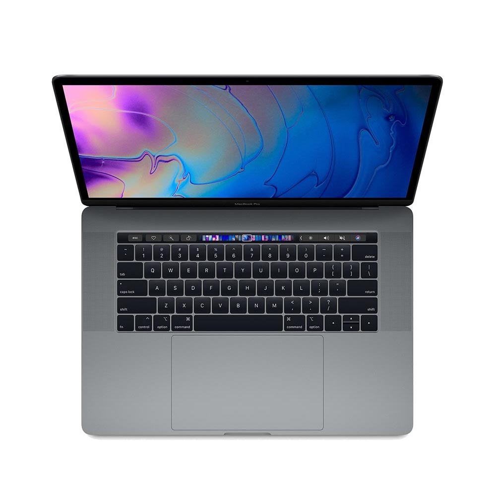 Apple MacBook Pro 15 with Touch Bar Серый космос Mid 2019 (Z0WW0016F)