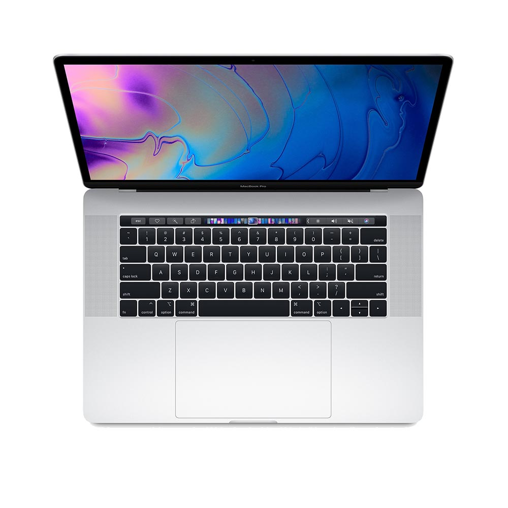 Apple MacBook Pro 15 with Touch Bar Серебристый Mid 2019 (Z0WX0005Q)