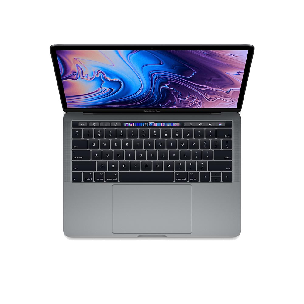 Apple MacBook Pro 13 with Touch Bar Серый космос Mid 2019 (Z0W4000TN)