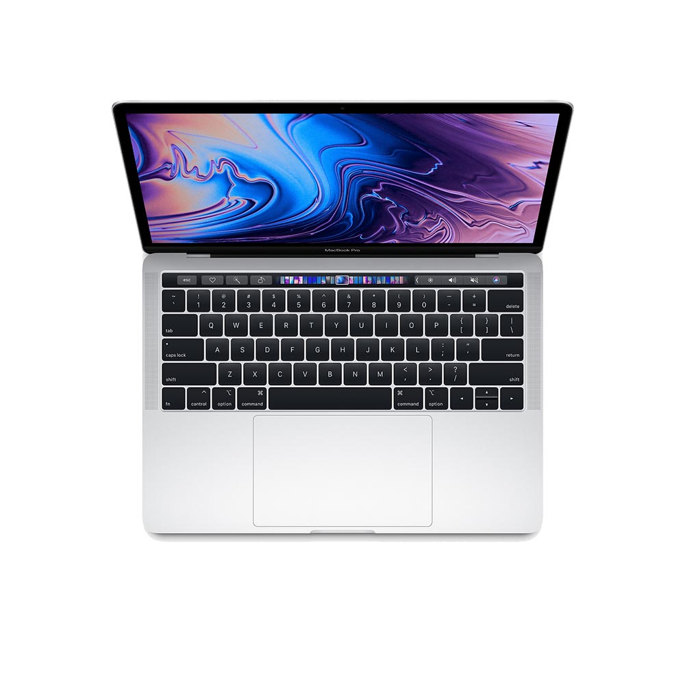 Apple MacBook Pro 13 with Touch Bar Серебристый Mid 2019 (MV9A2RU/A)