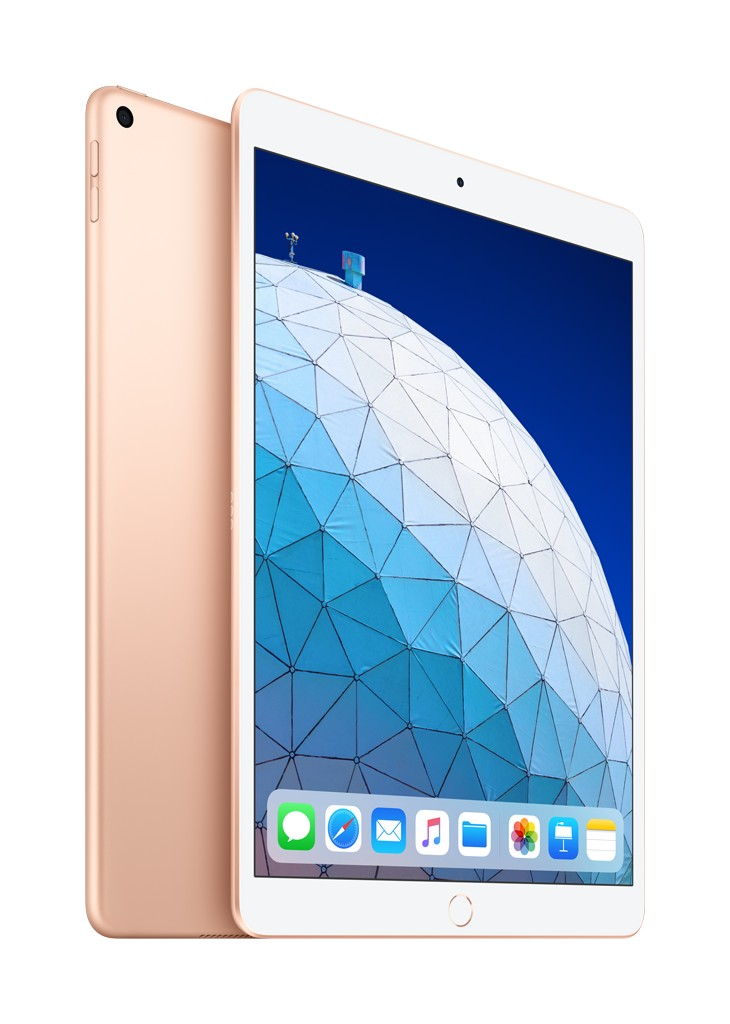 iPad Air Wi-Fi 256GB Золотой (MUUT2RU/A)