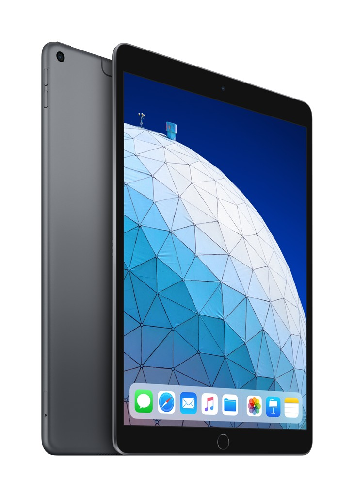 iPad Air Wi-Fi+Cellular 256GB Серый космос (MV0N2RU/A)
