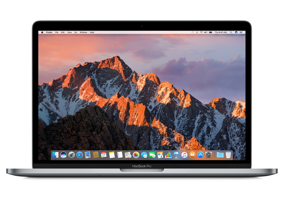 Apple MacBook Pro 13 Серый космос Mid 2017 (MPXT2RU/A)
