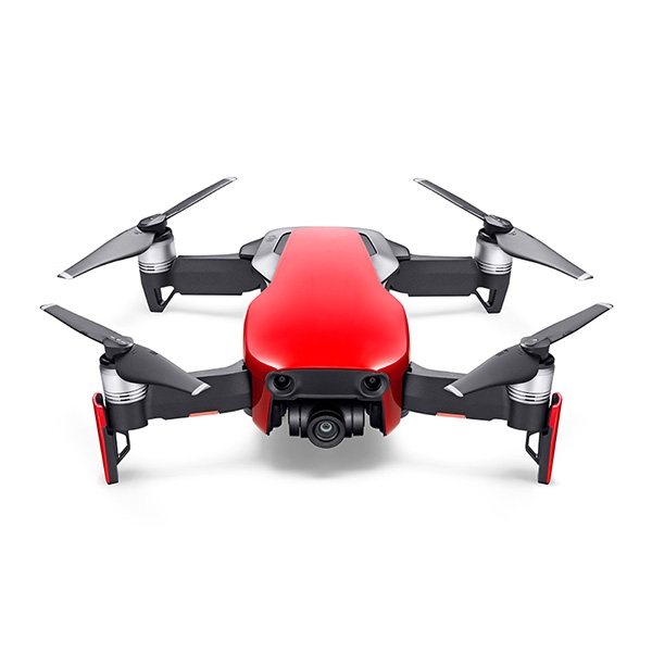 Квадрокоптер DJI Mavic Air Flame Red красный