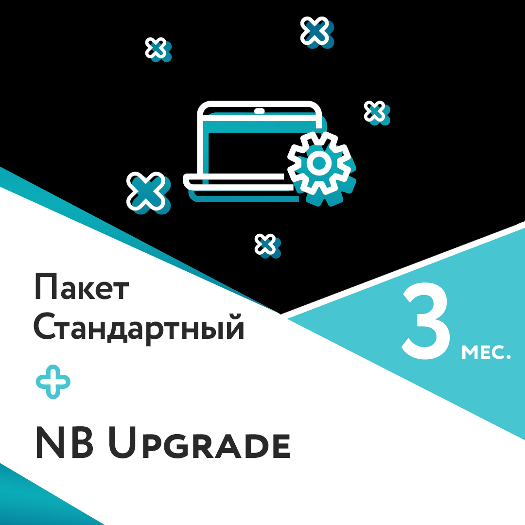 Пакет ПО NB Upgrade Стандартный