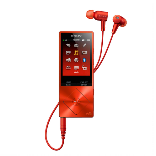 Плеер Sony Walkman NW-A25HN Red