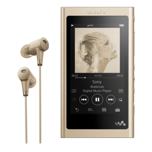 Плеер Sony Walkman NW-A55HN Gold