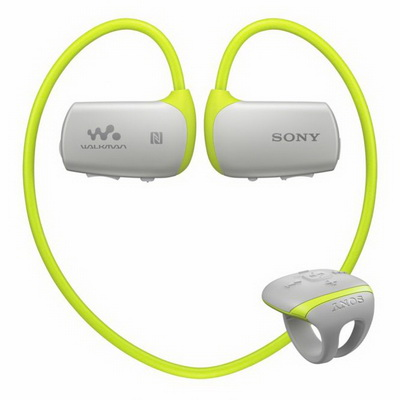 Плеер Sony Walkman NWZ-WS613 Green