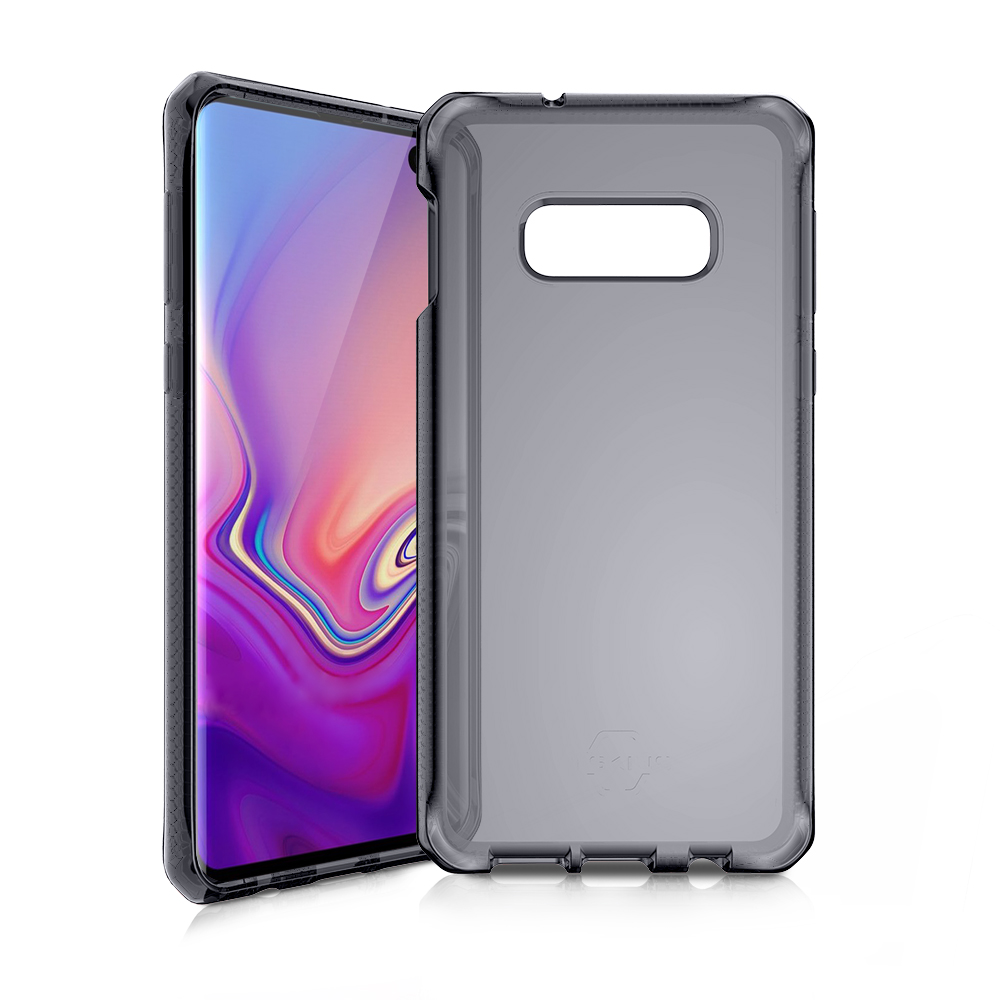 Чехол Itskins SPECTRUM CLEAR черный, для Galaxy S10e