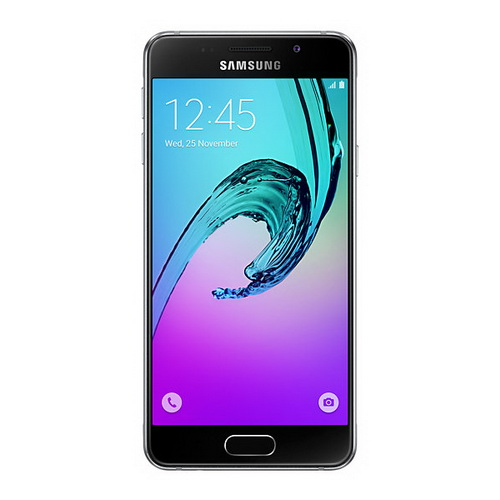 Смартфон Samsung Galaxy A3 (2016) black SM-A310