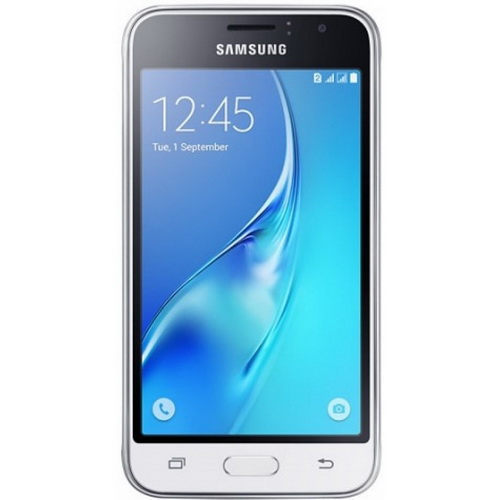 Смартфон Samsung Galaxy J1 mini (2016) white SM-J105H