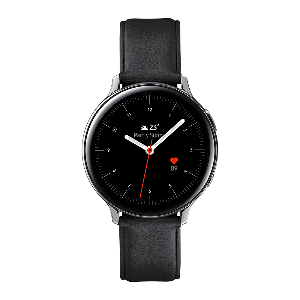Samsung Galaxy Watch Active2 (Stainless) 44mm Сталь SM-R820 серебристый