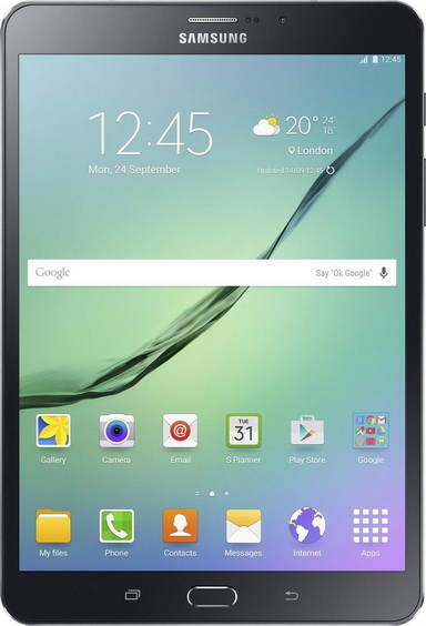 Планшет Samsung Galaxy Tab S2 8.0 SM-T713 32Gb WiFi Black
