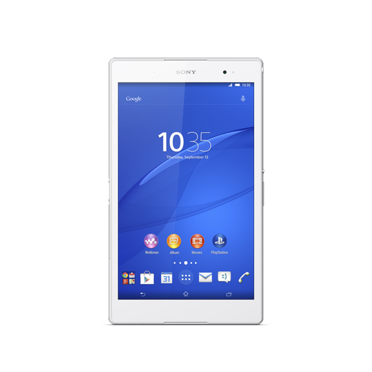 Планшет Sony Xperia Z3 Tablet Compact 16Gb LTE White