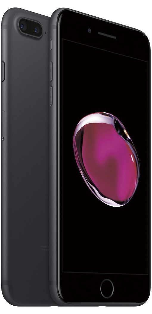 Apple iPhone 7 Plus 128GB чёрный (MN4M2RU/A)