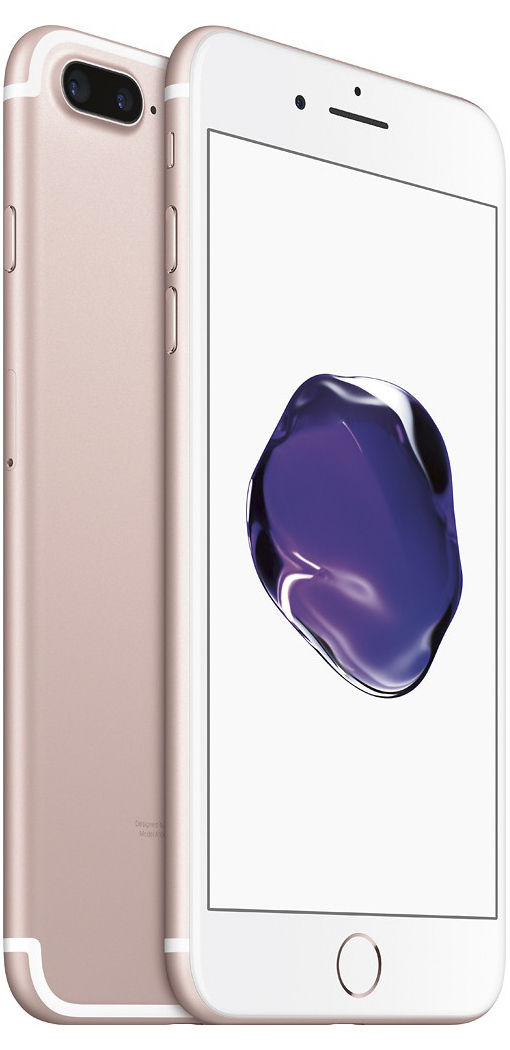 Apple iPhone 7 Plus 128GB розовое золото (MN4U2RU/A)