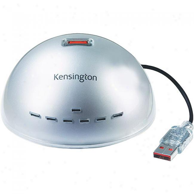 Концентратор USB Kensington Hab  USB 7 port