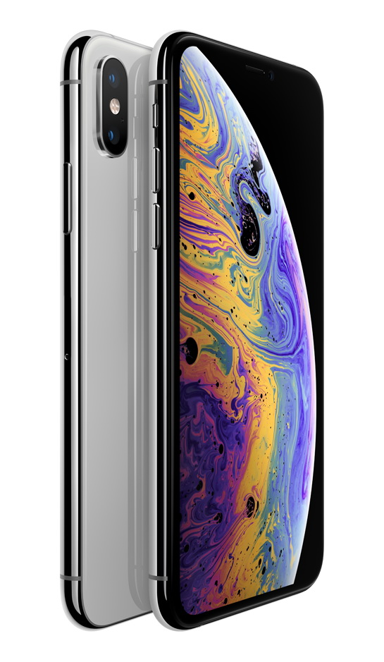 Apple iPhone XS 512Gb серебристый (MT9M2RU/A)
