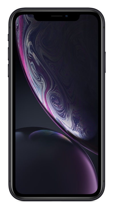 Apple iPhone XR 256GB черный (MRYJ2RU/A)