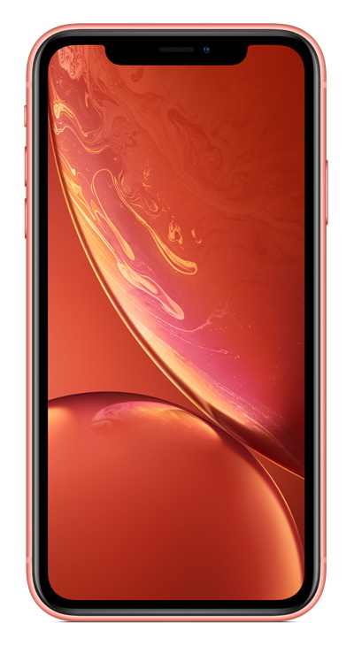 Apple iPhone XR 256GB коралловый (MRYP2RU/A)