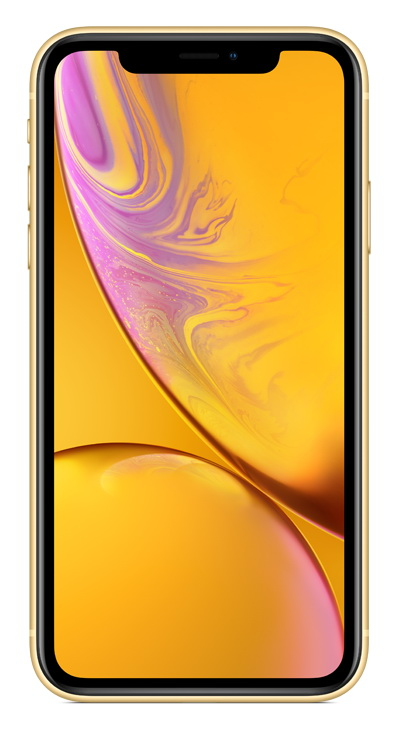 Apple iPhone XR 64GB желтый (MRY72RU/A)