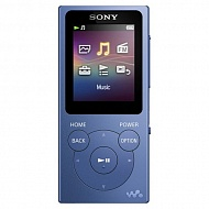 Плеер Sony Walkman NW-E394 Blue