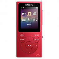 Плеер Sony Walkman NW-E394 Red
